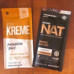 Keto Ketones & Kreme